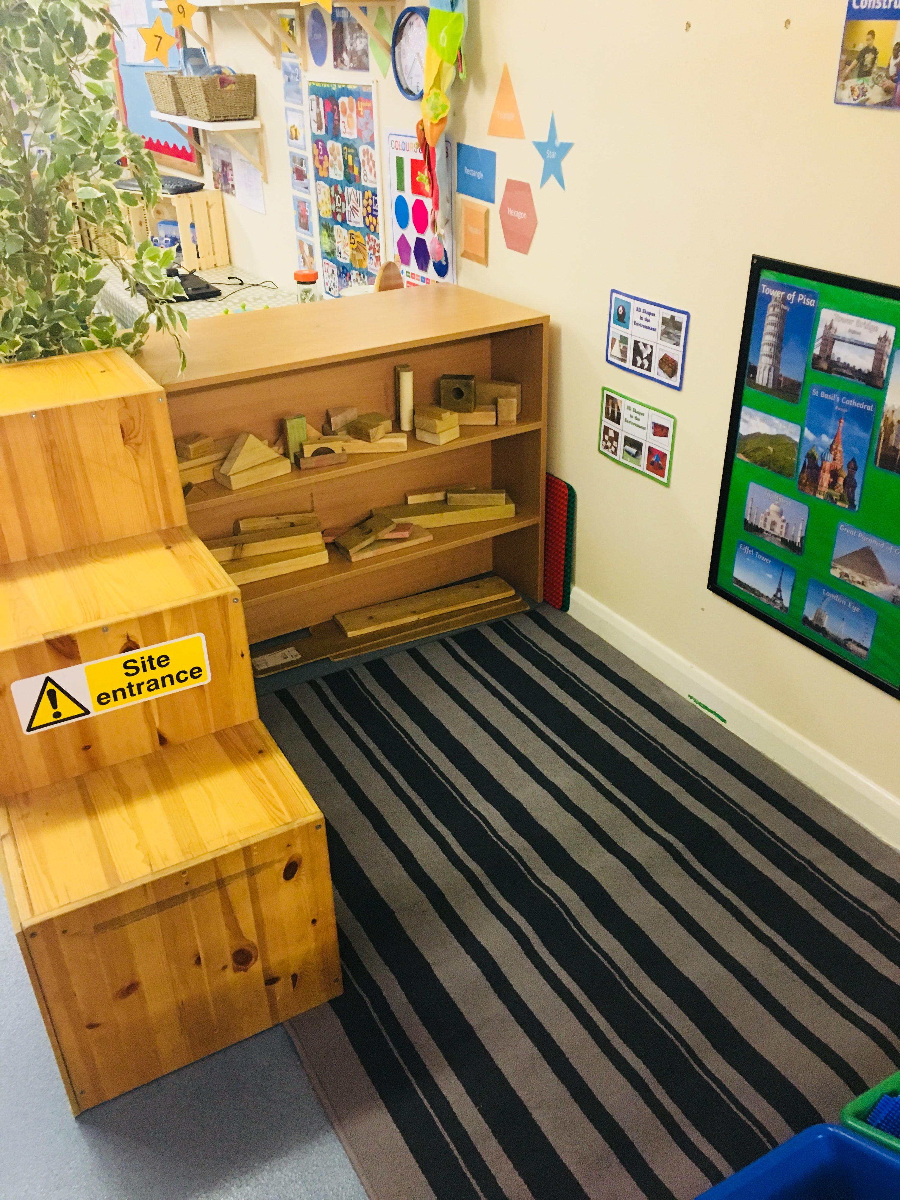 Little Fingers Day Nursery in Darenth, Kent can look after 18 children per day.